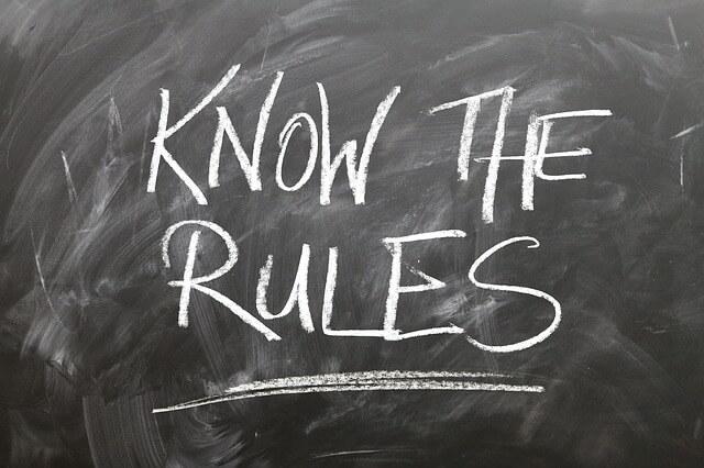 Unsere Compliance - Regeln
