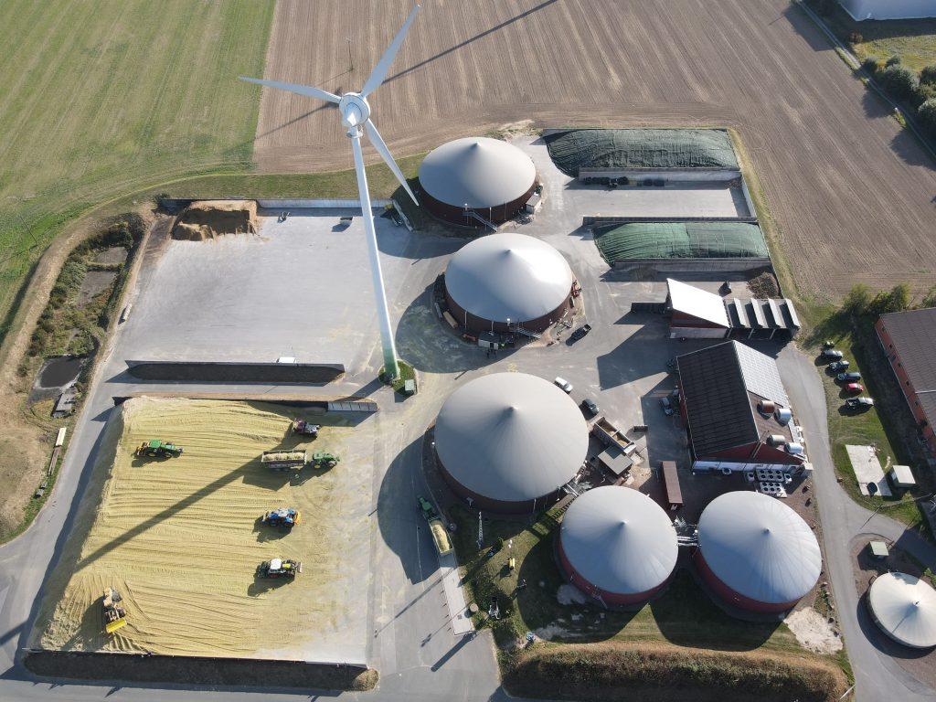 Biomasse Anlagen