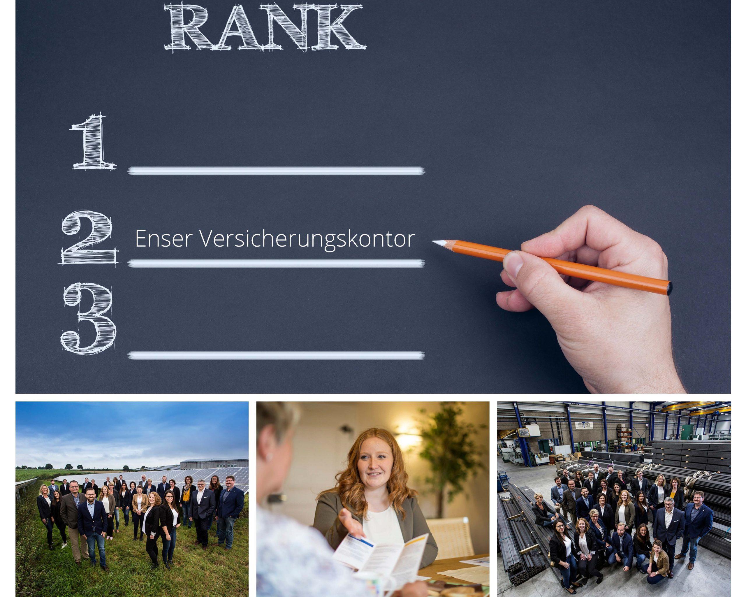 Fotocollage Ranking Südwestfalen Manager