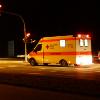 Krankenwagen Unfall