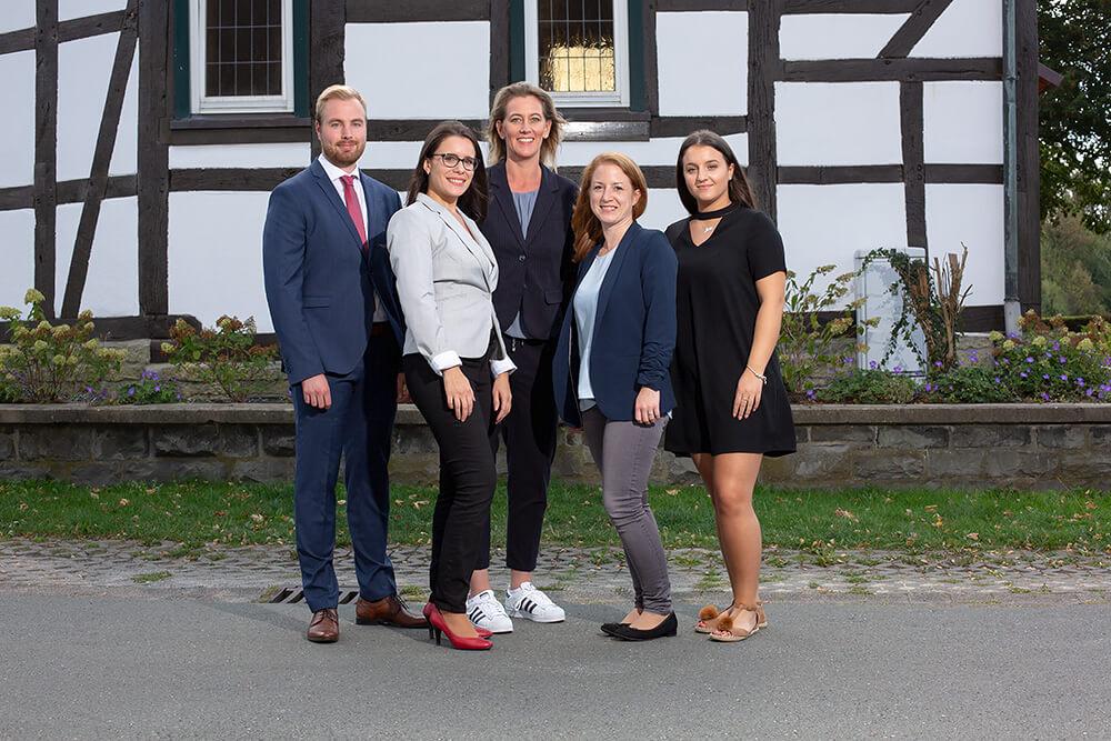 EVK Neue Mitarbeiter 2018
