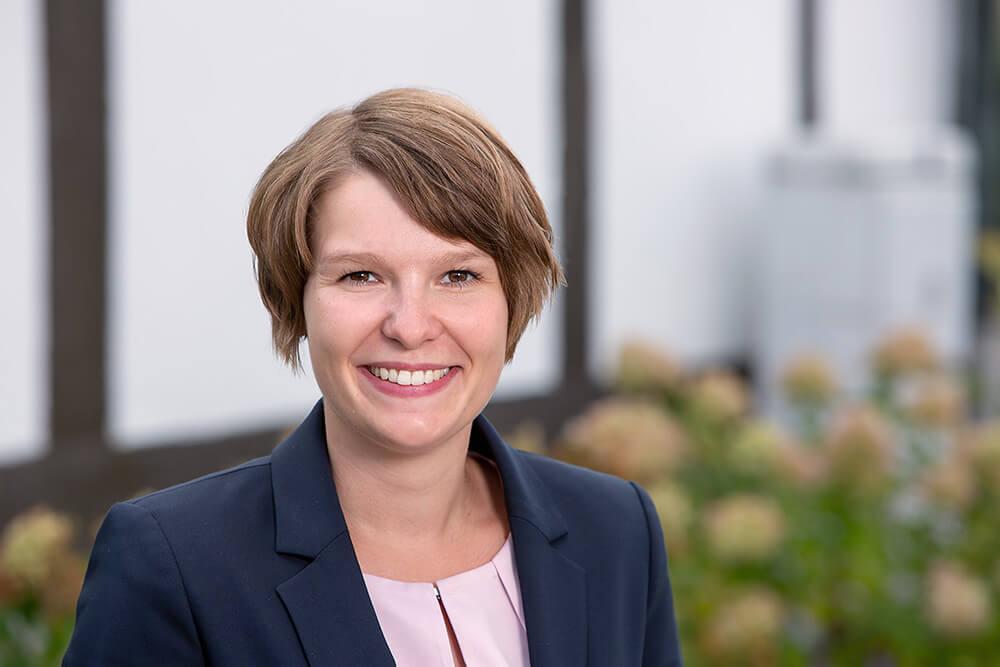 Katrin Lülsdorff EVK Industrie Gewerbe