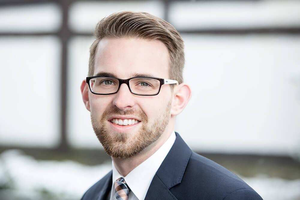 Abteilungsleiter Erneuerbare Energien Marcel Riedel Referent Interview